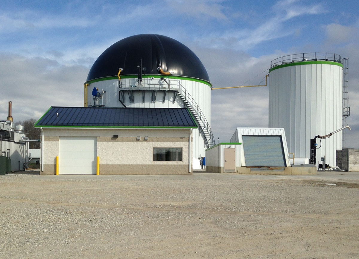 Renergy, Inc. Dovetail Energy renewable energy company anaerobic digester