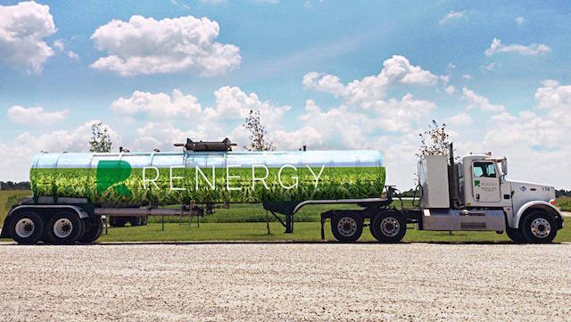 New CNG Fueling Station Open in Marengo, OH - Renergy