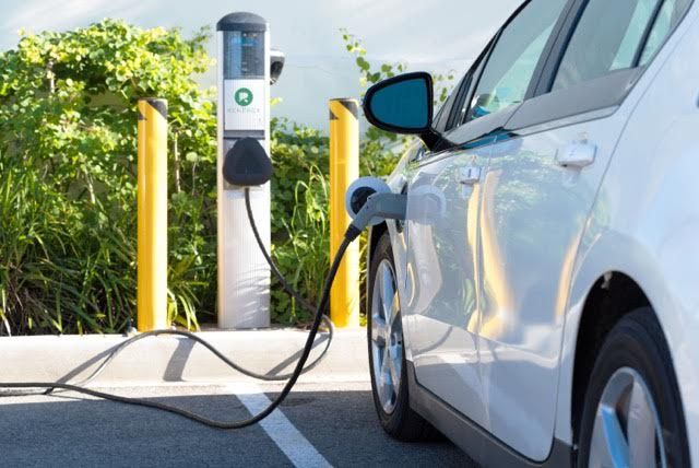 Renergy Brings Electric Vehicle Charging Stations to Delaware, OH - Renergy