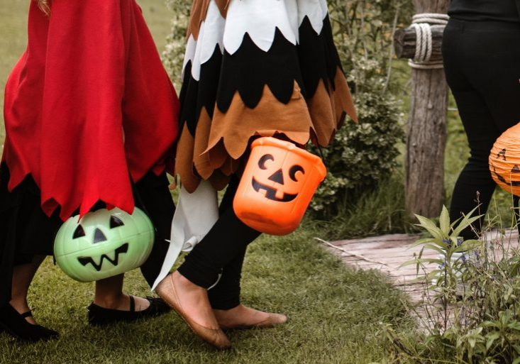 eco-friendly halloween tips